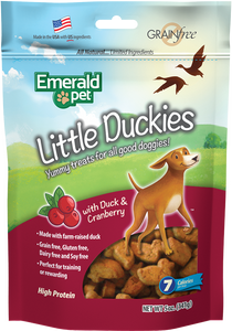 Little Duckies® - Pato y Cranberry