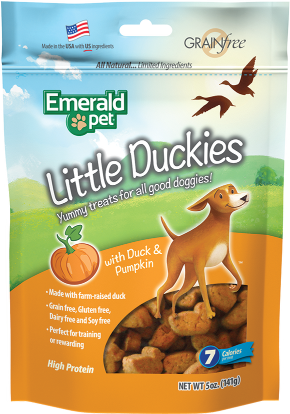 Little Duckies® - Pato y Calabaza
