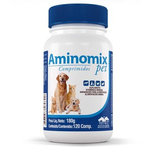 Aminomix Pet® 120 Tabletas