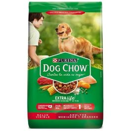Dog Chow® Adultos (25 kg)
