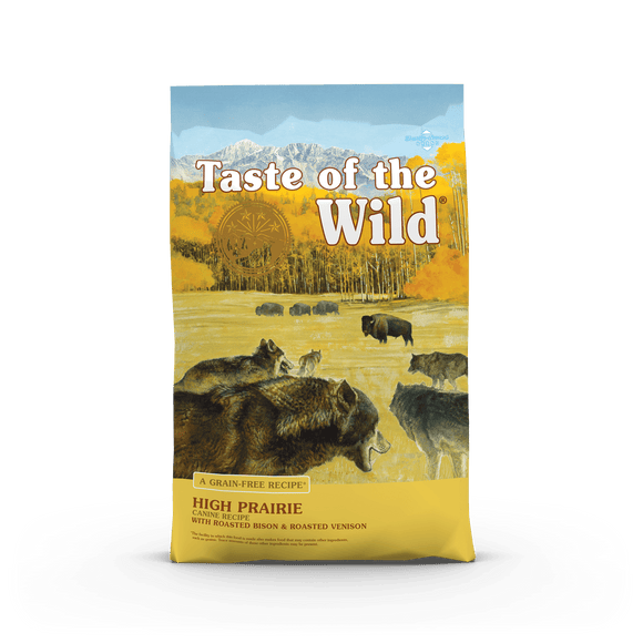 Taste of the Wild® High Prairie Canine