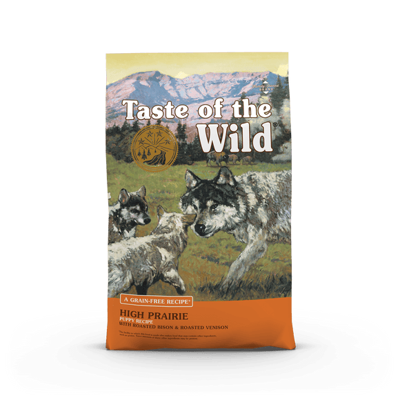 Taste of the Wild® High Prairie Cachorros