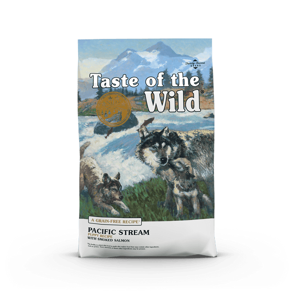 Taste of the Wild® Pacific Stream Cachorros