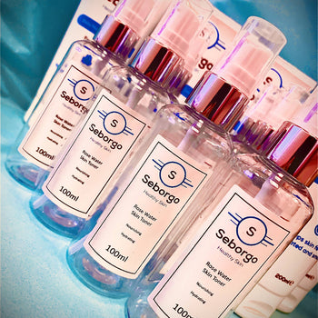 Seborgo Rose Water Toner 100ml