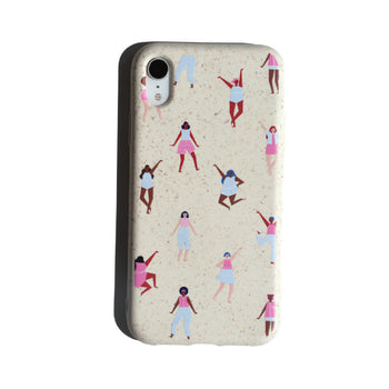 Eco-Friendly Case for iPhone X - Women