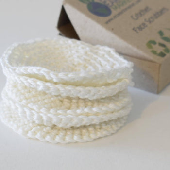 Organic Cotton Make-Up Remover Pads