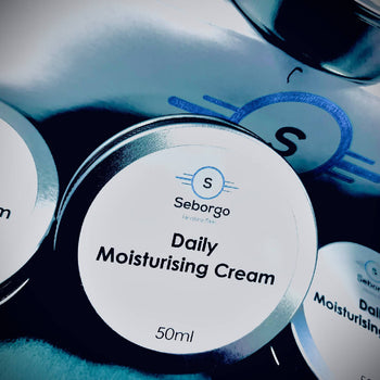 Seborgo Daily Moisturising Cream 50ml