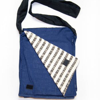 Scholar Messenger Bag with Flap