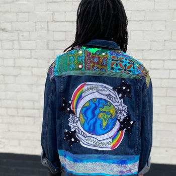 Earth Care Denim Jacket