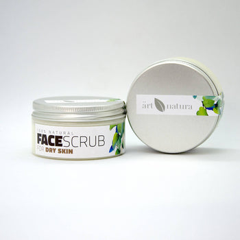 ARTNATURA FACE SCRUB FOR DRY SKIN