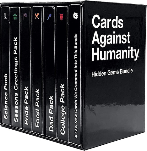 Cards Against Humanity: Hidden Gems Bundle