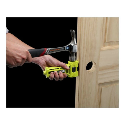 Ryobi A99LM2 Door Latch Installation Kit for Accurate Chiseling and Scoring NEW