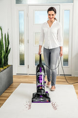 Bissell Vaccum Cleaner Sturdy Upright Bagless Lightweight Carpet Floor Cleaning