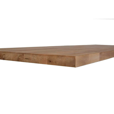 Wood Butcher Block Counter Top 100% Northern European Birch 50 x 25 x 1.5 NEW