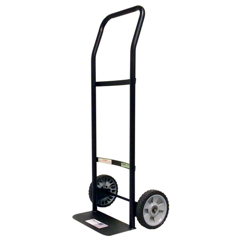 Hand Truck Dolly 300lb Heavy Duty Metal Lightweight Roll Moving Cart Lightweight