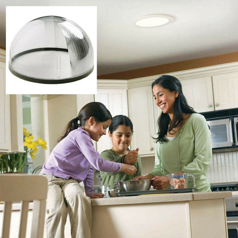 Acrylic Dome 10-in EZ Tubular Skylight Light Solar Lens Leak Proof