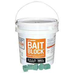Bait Block Rodenticide Anticoagulant Peanut Butter Mice and Rats Rodent Control