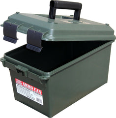 Military Box Plastic Can Storage Resistant Safety Case Ammo Moisture Ammunition