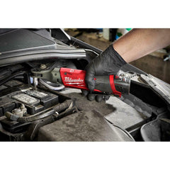 "Milwaukee Cordless Ratchet 3/8"" 12 Volt Brushless Battery Operated (Tool-Only)"