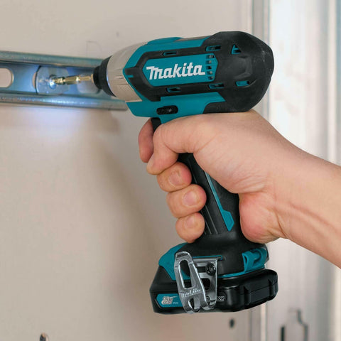 "Makita CXT 12V Max Li-Ion 1/4"" Impact Driver & 3/8"" Drill Driver CT226 Bundle"
