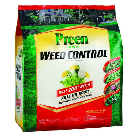 Preen Lawn Weed Control Weed Root Killer Granules Chickweed Garden Care Outdoor