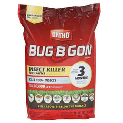 Ortho Bug B-Gon MAX Insect Killer Ticks Pest Control Lawn 10/20 lb Outdoor NEW