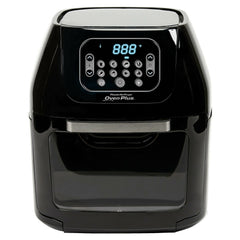 Power Air Fryer Oven All-in-One 6 Quart Plus As Seen on TV Dehydrator NEW