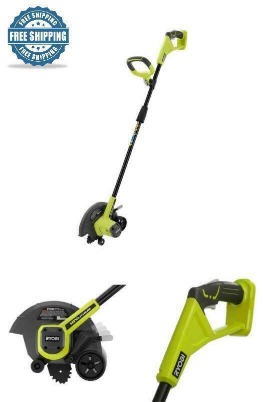 NEW Lawn Edger Combo Electric Ryobi Cordless Durable Trimmer Tool Only Garden