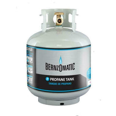 Empty Propane Tank 20lb. Outdoor BBQ Grills Fuels Durable Refill Liquid Propane