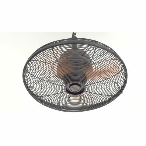 NEW Ceiling Fan Outdoor Bronze Oil Rub Pavilion Patio Lodge Cabin Porch Gazebo