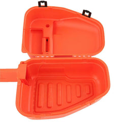 ECHO Small Chainsaw Carrying Case Protective Chain Saw Storage Carrier Orange