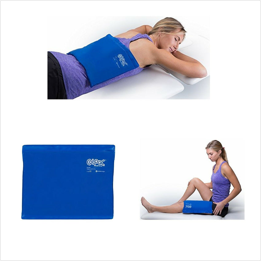Reusable Gel Ice Pack Cold Therapy for Knee, Arm, Elbow, Shoulder Aches Sprains