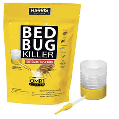 Bed Bug Killer Powder Diatomaceous Earth Insect Cockroaches Fleas Protect 32 oz