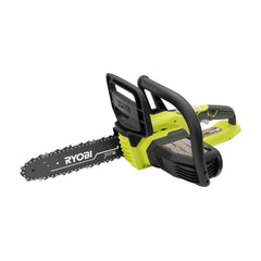 NEW RYOBI Cordless Chainsaw 10in Bar-Chain Outdoor 18-Volt Lithium-Ion TOOL ONLY