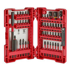 Milwaukee Shockwave Impact Duty Driver Bit Set 45 Piece Drill Bit Tool Accessory