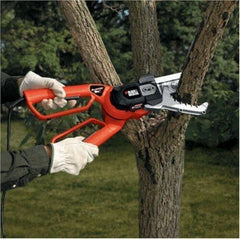 Electric Alligator Garden Lopper 4.5Amp 6 in Chain Saw Tree Cutter Outdoor NEW