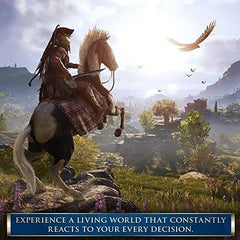 Assassin's Creed Odyssey Standard Edition - Xbox One Brand New