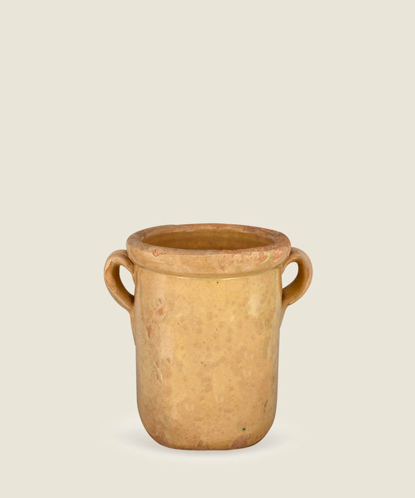 antique beige pot puglia 10