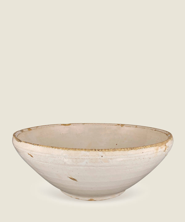 antique cream beige bowl puglia 2