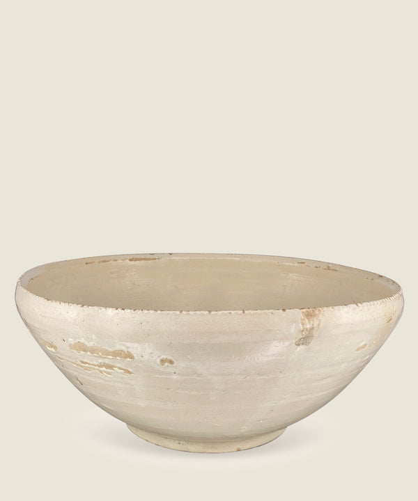 antique cream beige bowl puglia 3