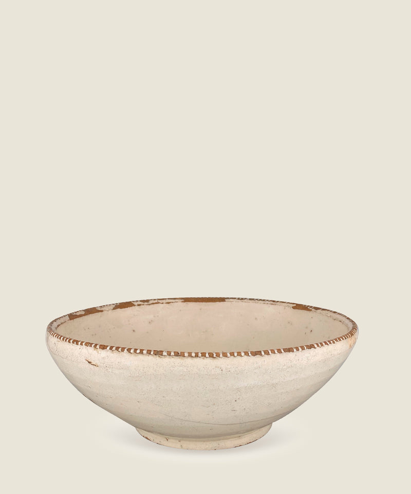 antique cream beige bowl puglia 4