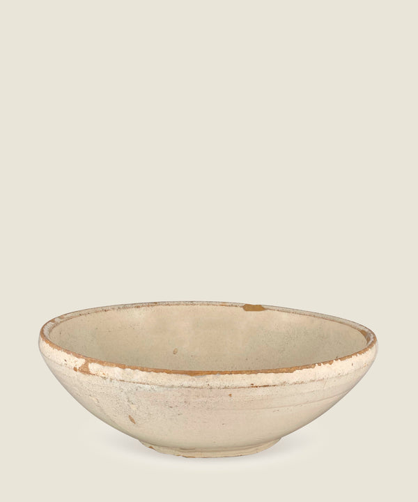 antique cream beige bowl puglia 5