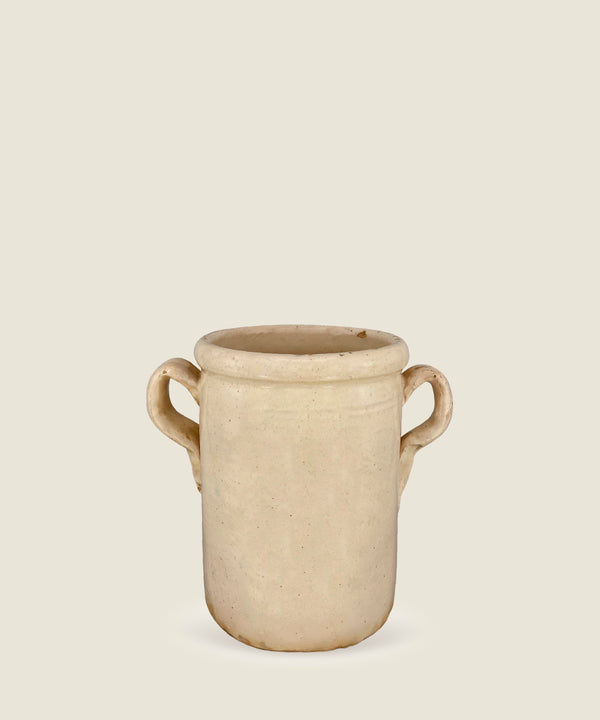 antique cream pot puglia 8