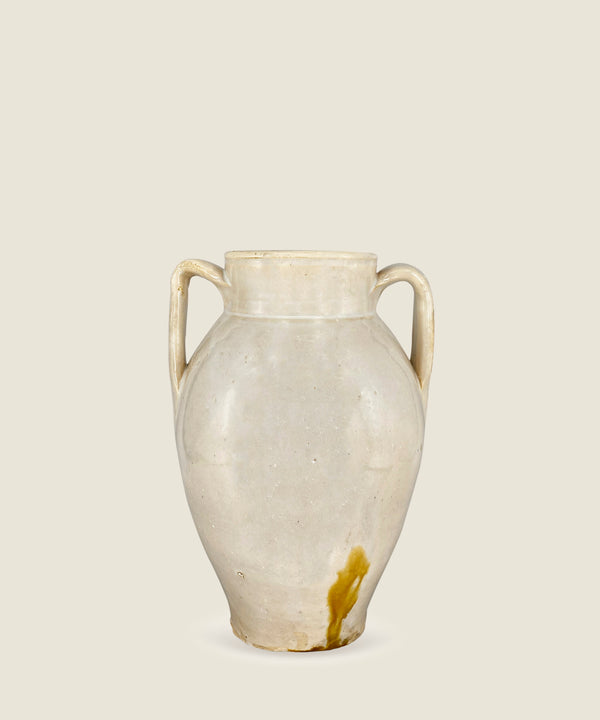 antique cream vase puglia 2