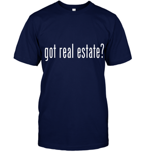 got real estate?