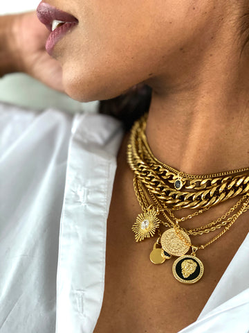 Ic: VINTAGE GLAM jewelry collection by ESTRELA