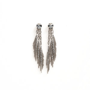 GEMMA Earrings Silver
