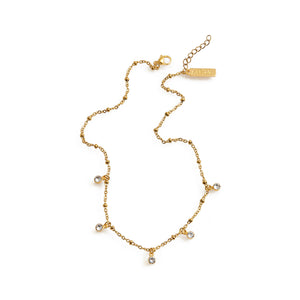 ISLA Necklace Gold