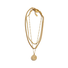 Load image into Gallery viewer, CHAIN Necklace Small Gold