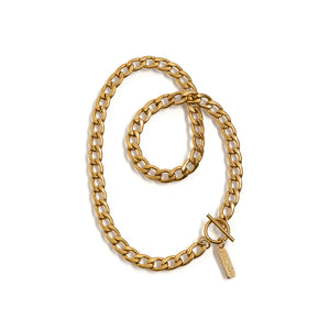 JESS chain necklace gold